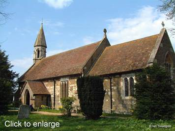 Billington - St Michael and All Angels