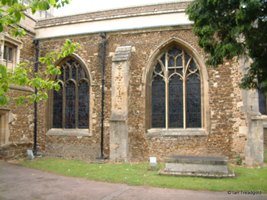 Biggleswade - St Andrew. South aisle.