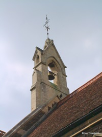 Lidlington - St Margaret. Bell tower.