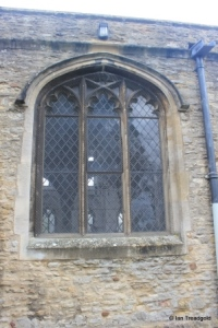 Goldington - St Mary the Virgin. South aisle, south window.