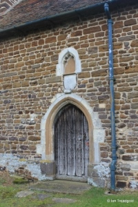 Lower Gravenhurst - St Mary. South doorway.