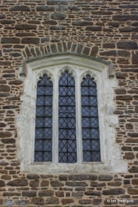 Lower Gravenhurst - St Mary. Tower west window.