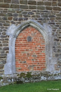 Lower Gravenhurst - St Mary. North doorway.
