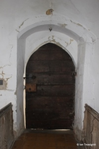 Lower Gravenhurst - St Mary. South door internal.