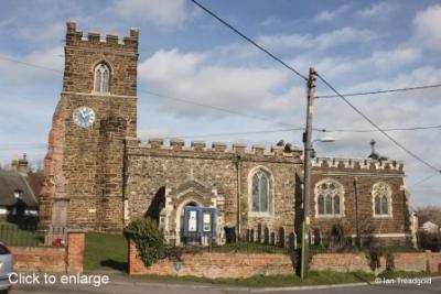 Upper Gravenhurst - St Giles