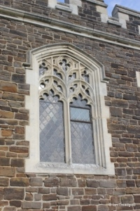 Upper Gravenhurst - St Giles. South-east chancel window.