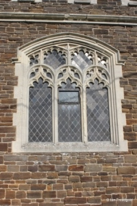 Upper Gravenhurst - St Giles. South-west chancel window.
