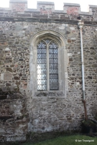 Upper Gravenhurst - St Giles. North window.