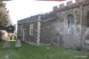 Upper Gravenhurst - St Giles. Vestry.