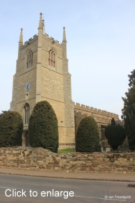 Great Barford - All Saints