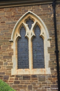 Haynes - St Mary. Chancel window.