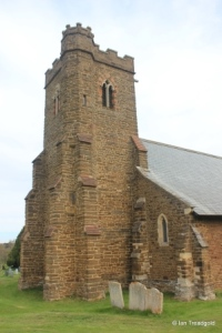 Haynes - St Mary. Tower from the south-west.