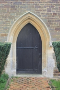 Haynes - St Mary. North doorway.