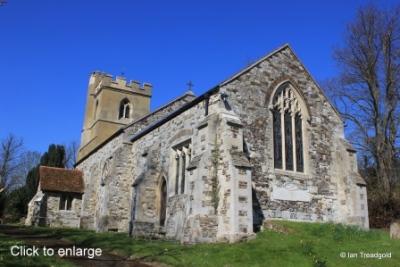 Hockliffe - St Nicholas