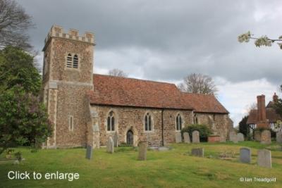 Higham Gobion - St Margaret