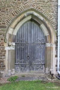 Houghton Conquest - All Saints. North doorway.