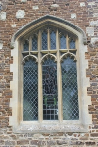 Henlow - St Mary. South aisle, south window.