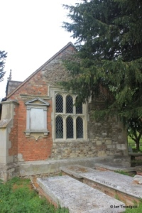 Hulcote - St Nicholas. East end.