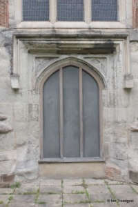 Houghton Regis - All Saints. West doorway.