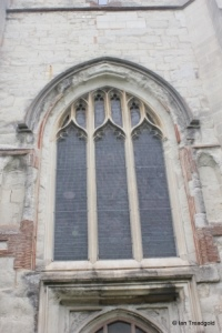Houghton Regis - All Saints. West window.