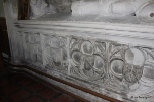 Houghton Regis - All Saints. Sewell tomb.
