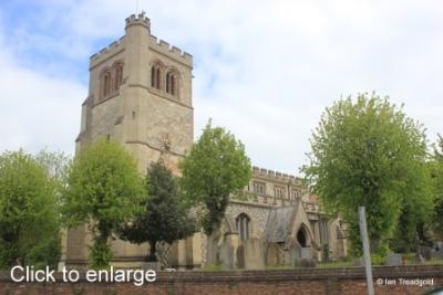 Houghton Regis - All Saints