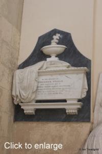 Flitton - de Grey Mausoleum. Frederick William.