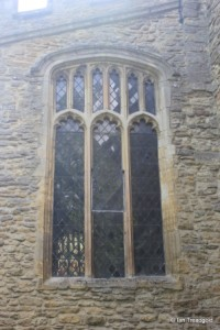 All Saints, Kempston. North aisle, west window.