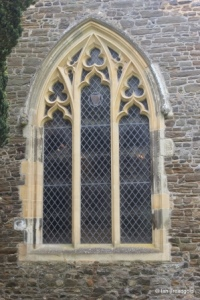 Flitwick - St Peter & St Paul. East window.