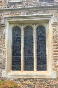 Flitwick - St Peter & St Paul. South aisle, south window.