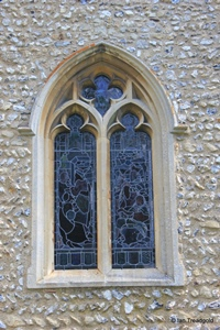 Kensworth, St Mary. South-east window.
