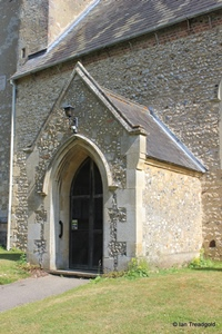 Kensworth, St Mary. South porch.