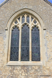 Kensworth, St Mary. East window.