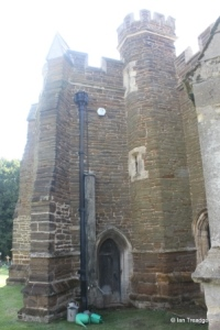 Marston Moretaine - St Mary. Vestry.