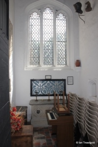 Marston Moretaine - St Mary. Reynes Chapel.