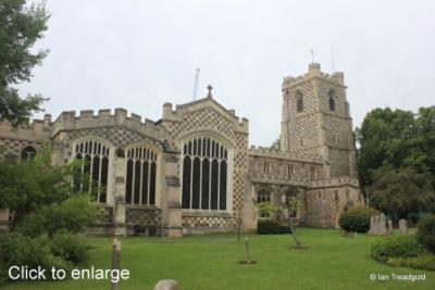 Luton - St Mary