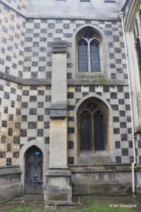 Luton - St Mary. Vestry.