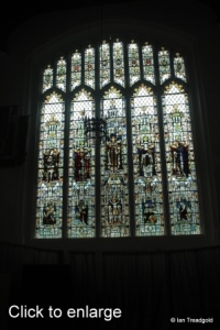 Luton - St Mary. North transept north window internal.