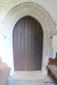 Linslade - St Mary. South door.