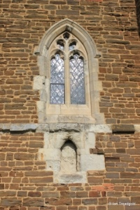 Maulden - St Mary. West window.