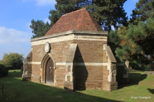Maulden - St Mary. Ailesbury Mausoleum.