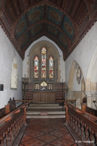 Little Barford - St Denys. Chancel.