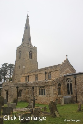 Little Staughton - All Saints