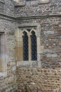 Little Staughton - All Saints. South aisle centre window.