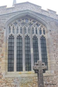 Little Staughton - All Saints. East window.