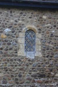 Milton Bryan - St Peter. Chancel, north window.