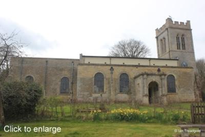 Melchbourne, St Mary Magdalene
