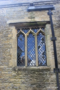 Milton Ernest - All Saints. North aisle, north-west window.