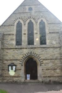 Moggerhanger - St John. West end.