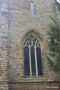 Northill - St Mary the Virgin. Tower west window.